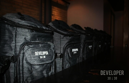 D30U30 Swag Bags!