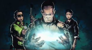 Infamous 2 Opening Cinematic